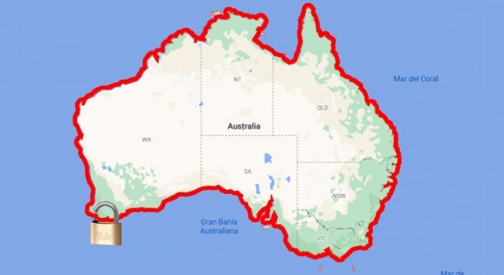 Las fronteras de Australia podrían permanecer cerradas hasta el segundo semestre de 2022
