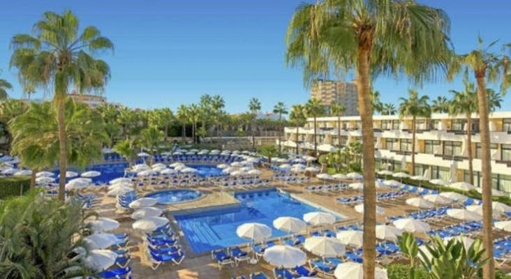 Iberostar pone a la venta el hotel Las Dalias (Tenerife), valorado en 100 millones   Foto Iberostar