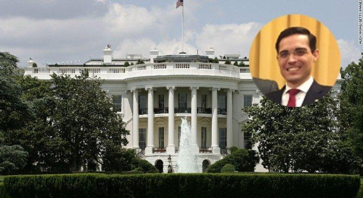 Timothy Harleth gerente de la Casa Blanca