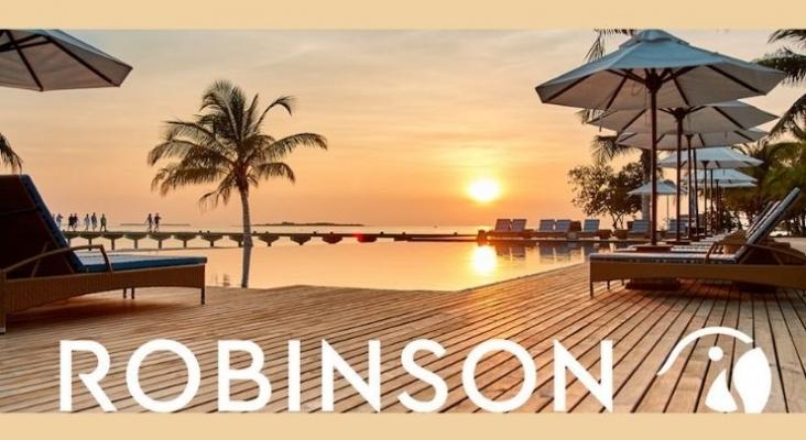 Robinson (TUI Group) celebra su 50 aniversario con un cambio de imagen   Foto trvlcounter.de