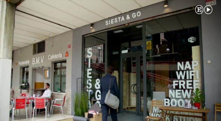Siesta and Go, el primer hotel para dormir la siesta en España
