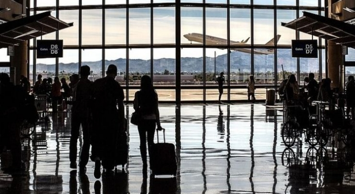 España, muy lejos de ser uno de los destinos favoritos de los estadounidenses | Foto traveldailynews.com