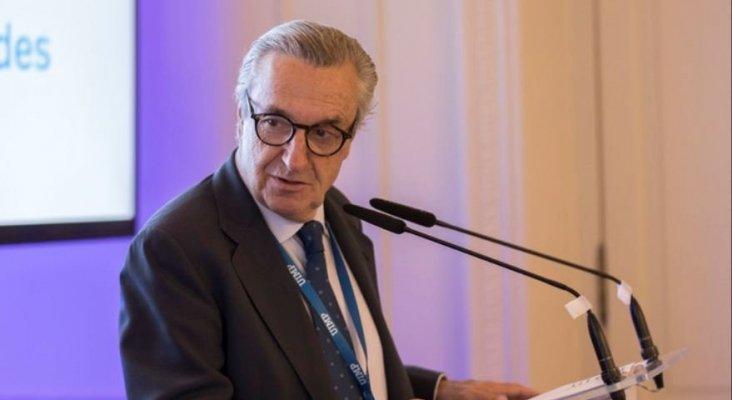 Jose María Marín Quemada, presidente de la CNMC defiende las alternativas al taxi