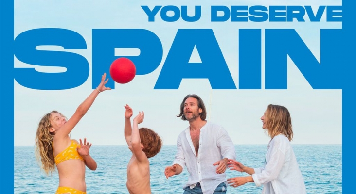 """""""You deserve Spain"""", España lanza su campaña de promoción para este verano"""