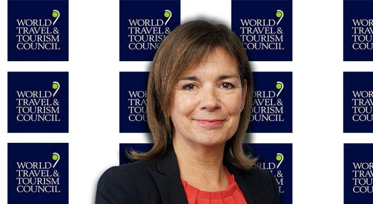 El WTTC nombra nueva presidenta y consejera delegada  Julia Simpson (IAG)