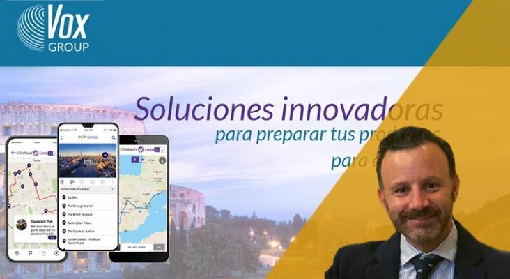 Jorge Moral, director ejecutivo de Voxtours España