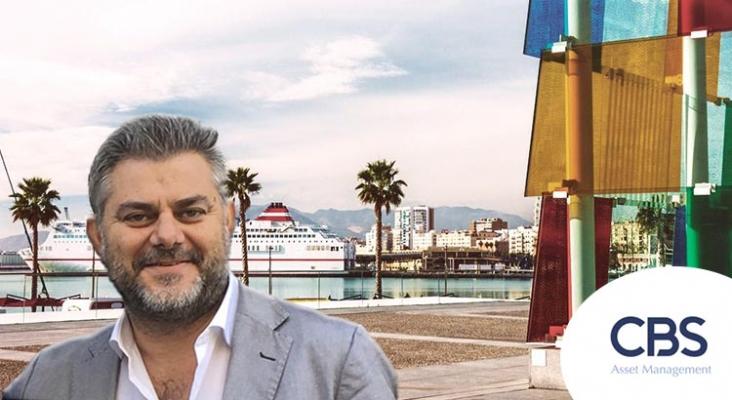 Carlos Berrozpe, director y fundador de CBS Asset Management