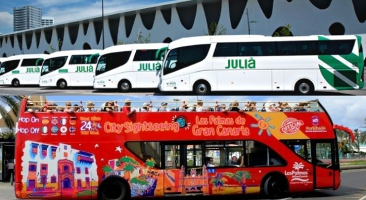 Grupo Julià y City Sightseeing se unen para ofrecer rutas de buses turísticos en Londres