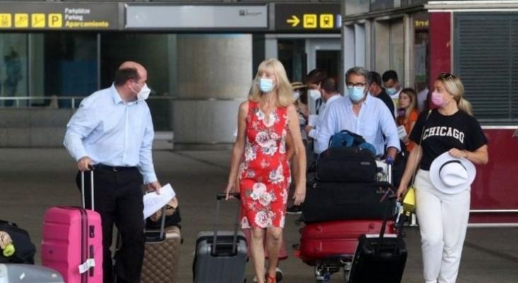 Canarias y Ceuta ya son destinos de viaje seguros para los alemanes | Foto LA PROVINCIA