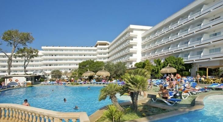 Hotel Condesa de la Bahía, Alcudia (Mallorca)   Foto: Batle Group (CC BY-SA 2.0)