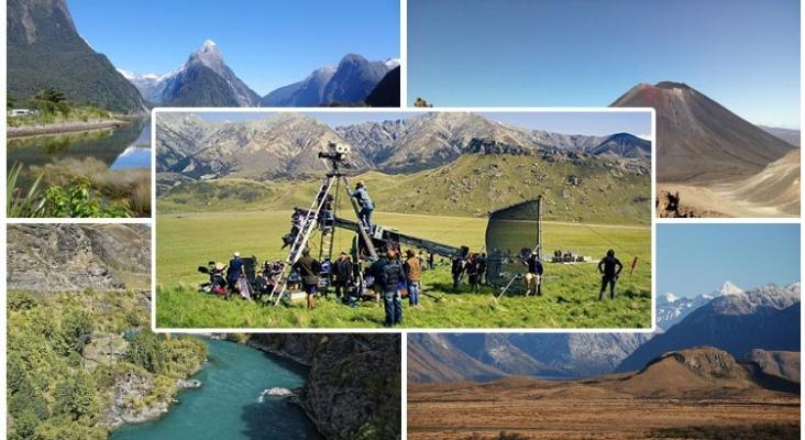 Nueva Zelanda quiere poner límites a los fans de 'El Señor de los Anillos'   Foto del Monte Sunday por Philip Carter