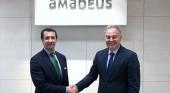 Amadeus España y Segittur firman un convenio de colaboración para impulsar la innovación tecnológica en los viajes y el turismo