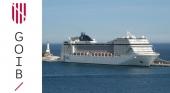 El Govern de Islas Baleares aprueba el protocolo para la vuelta de los cruceros