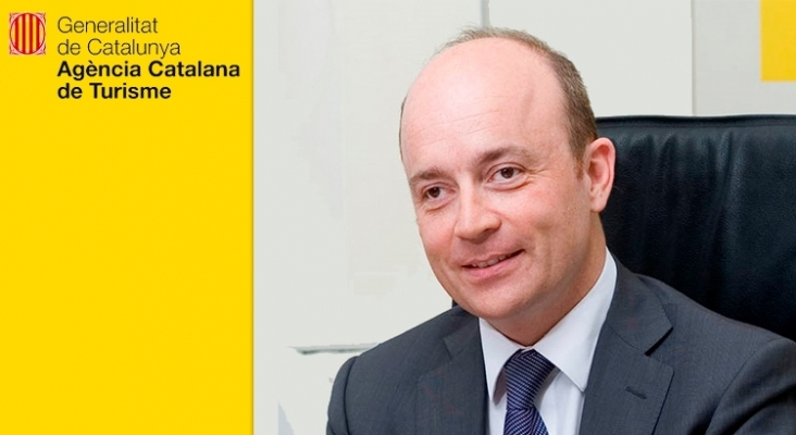 Patrick Torrent, director ejecutivo de la Agencia Catalana de Turismo