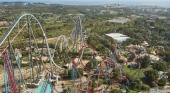 Imagen del parque de atracciones de PortAventura World, en Tarragona | elEconomista