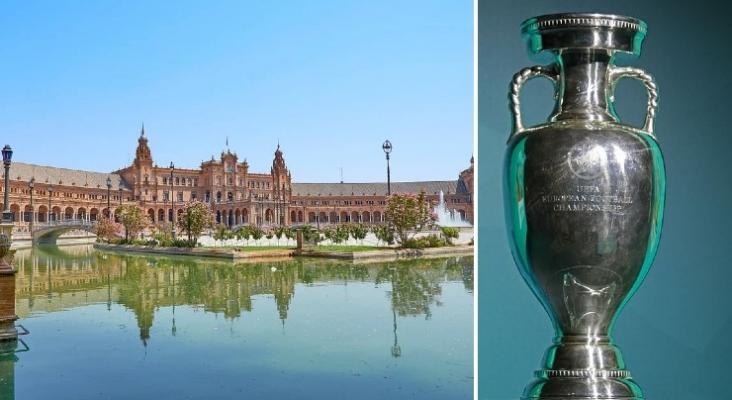 Los hoteles de Sevilla celebran que los partidos de la Eurocopa tendrán público