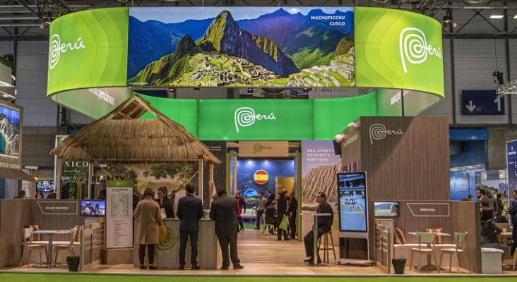 Stand de Perú en la edición de FITUR 2020