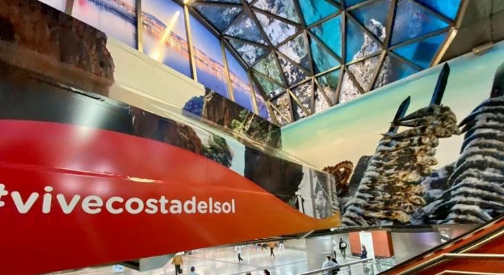 FITUR 2021: Turismo Costa del Sol desembarca en Madrid con una gran apuesta promocional   Foto: Costa del Sol