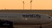 Un avión A330 de la joven aerolínea Word2Fly | Foto cincodias.elpais.com