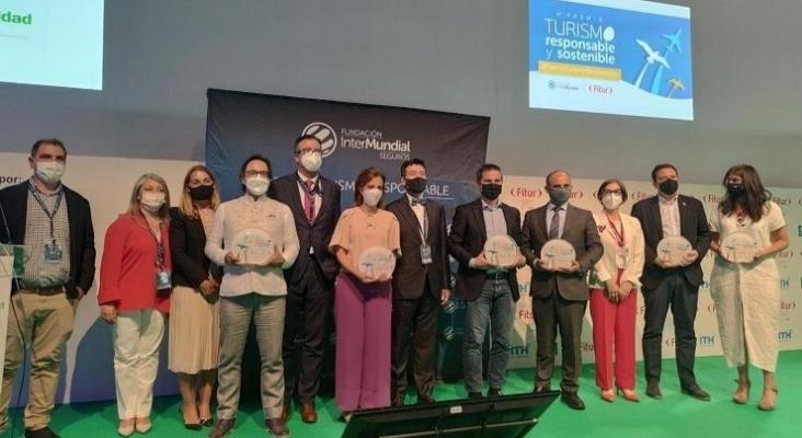 Foto premio Turismo Responsable