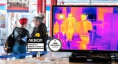 El control de test Covid en Fitur | Foto: IFEMA