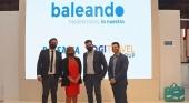 Presentación de Baleando, touroperador de Baleària y Logitravel Group