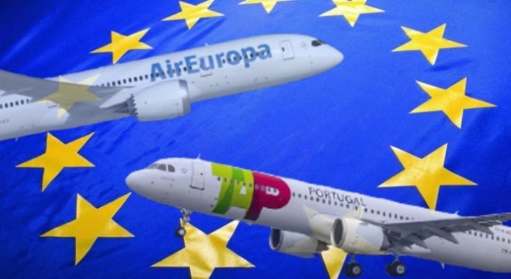 La justicia europea paraliza los rescates a TAP y KLM, pero respalda el de Air Europa