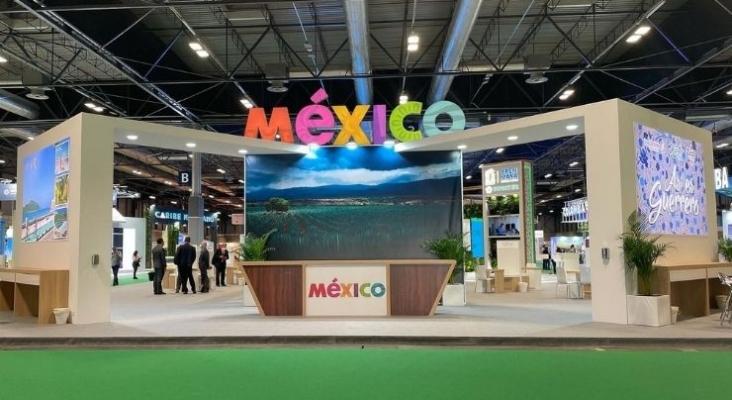 México mantiene una intensa agenda en FITUR para captar al turista español premium   Foto vía @TorrucoTurismo