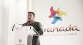 Responsable del Patronato Provincial de Turismo de Granada, Enrique Medina |Imagen granadahoy.com