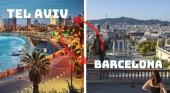 La aerolínea El Al reanudará la ruta Tel Aviv-Barcelona a partir del 13 de junio