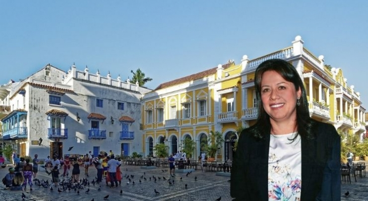 Colombia cuenta con una nueva ministra de Turismo | Foto vía twitter @IvanDuque