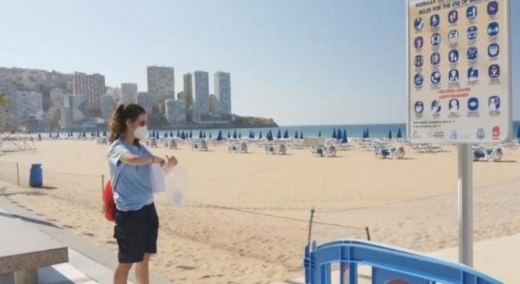 C. Valenciana contratará 1.000 jóvenes para que velen por la seguridad sanitaria en las playas   laocho.tv
