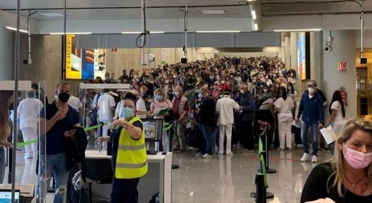 """IATA vaticina más """"caos"""" en los aeropuertos como el vivido este fin de semana en Mallorca"""