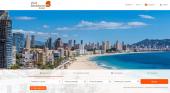 VisitBenidorm.Travel concentra la oferta turística del destino alicantino en una única web