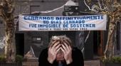 Ya han quebrado 11.800 hoteles y restaurantes en Argentina. Foto de aa.com.tr