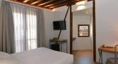 Una de las habitaciones personalizadas del hotel Posada de la Sillería | posadasilleria