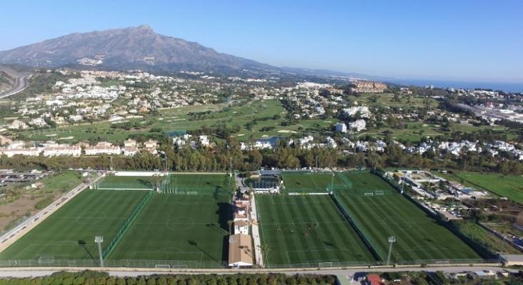 Marbella se convierte en sede de preparación para los JJ. OO. de varias selecciones de fútbol | Foto: Turismo Costa del Sol