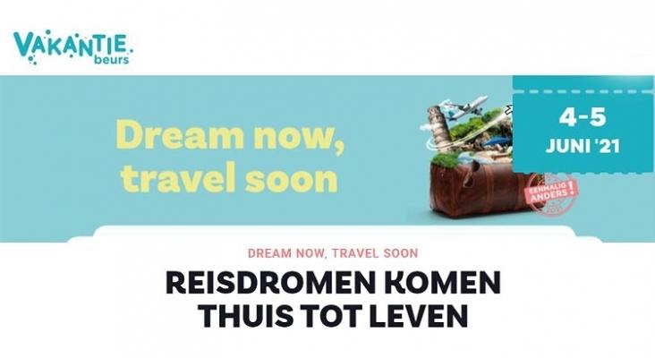 Arranca Vakantiebeurs 2021 en Países Bajos
