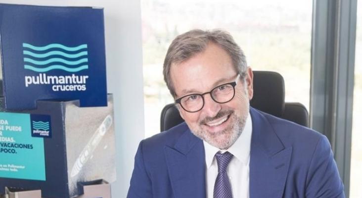 """Richard Vogel (Pullmantur y ex TUI) se """"baja del barco"""" y abandona la industria de cruceros   cruisesnews.es"""