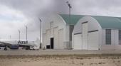Airbus quiere hacerse con el hangar de pintura del Aeropuerto de Teruel | heraldo.es