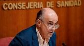 El viceconsejero de Salud Pública y Plan Covid-19 de la Comunidad de Madrid, Antonio Zapatero |Foto CAM