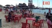 """Captura de pantalla video de Canal 10 """"Medidas sanitarias en Quintana Roo no están funcionando"""" vía Youtube"""