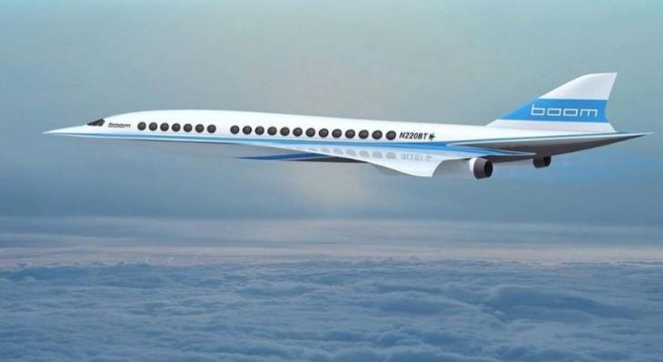 Volar de Estados Unidos a Reino Unido en menos de cuatro horas será posible en 2029   Foto robbreport.com.sg