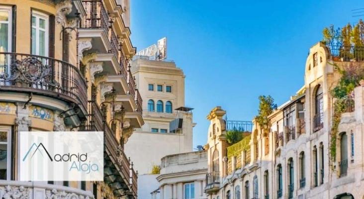 Madrid Aloja quiere limitar al 40% el número de viviendas turísticas en un mismo edificio |Foto madridaloja.org