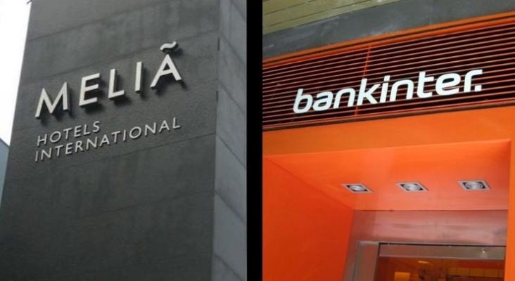 Meliá y Bankinter crean empresa conjunta para atraer a inversores
