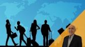 La recuperación mundial del turismo