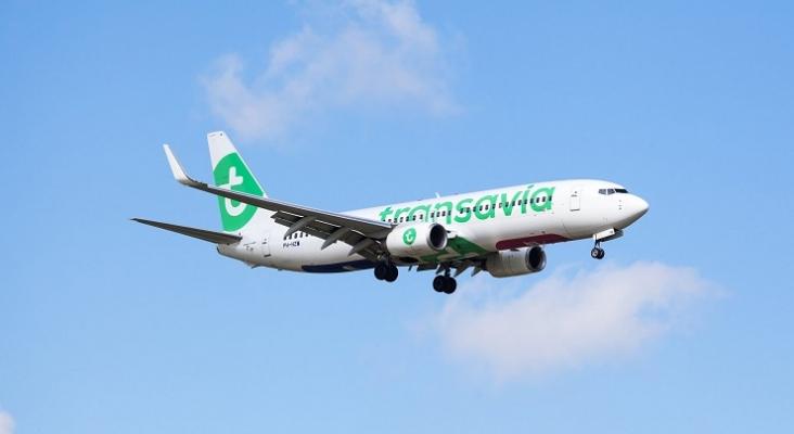 Avión Transavia