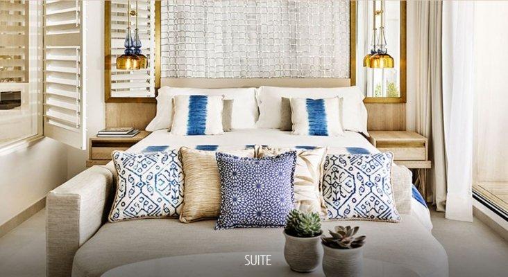 Suite del Nobu Ibiza Bay Hotel