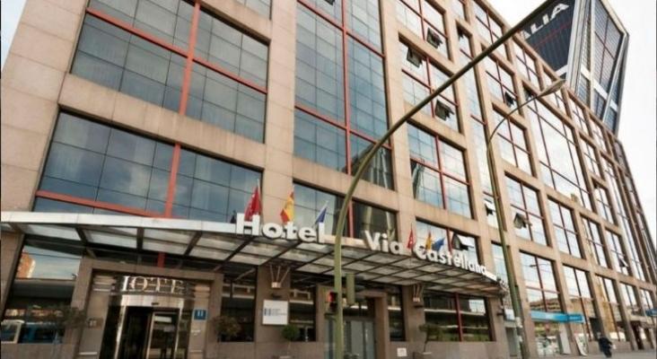Hotel Vía Castellana (Madrid) | Imagen brainsre.news
