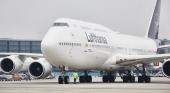 Boeing 747 8 de Lufthansa